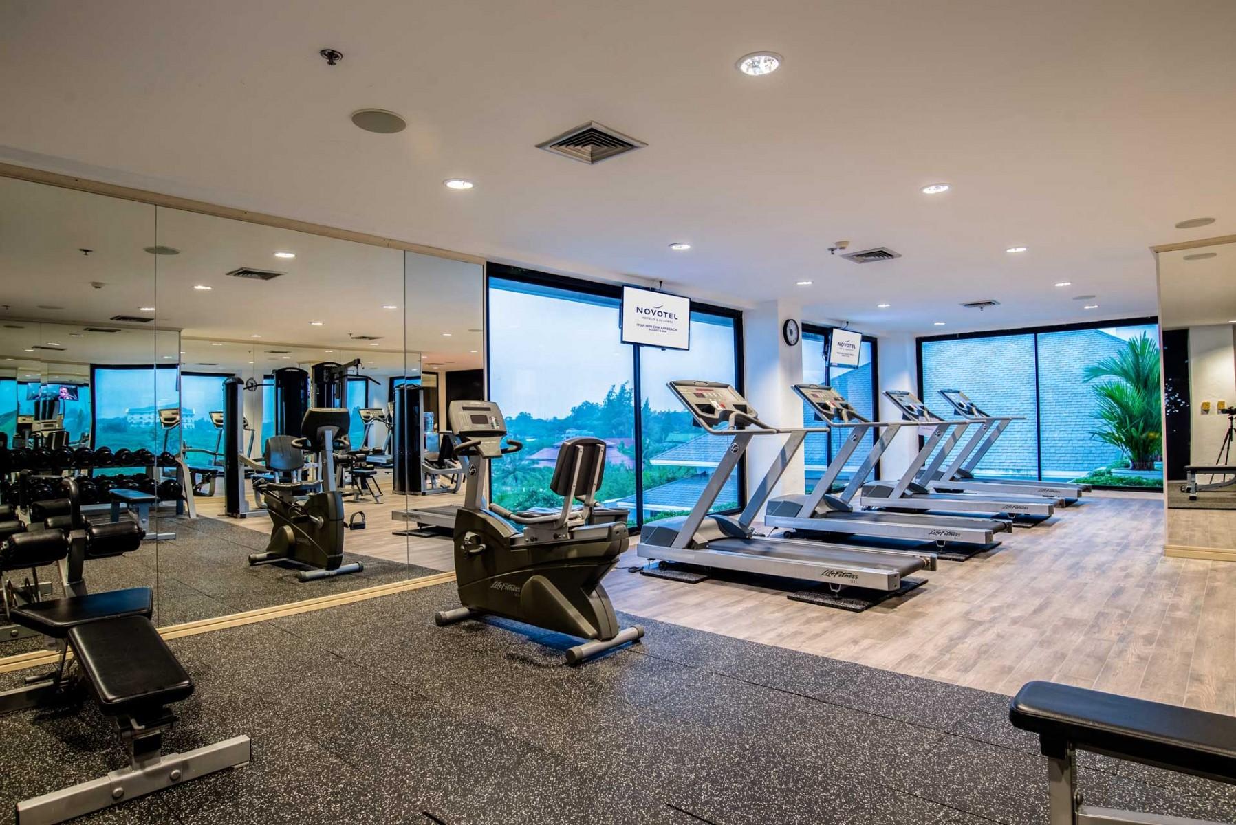 Novotel-Hua-Hin-fitness-Well-Being